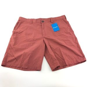 Columbia Mens Washed Out Chino Shorts Size 40X10